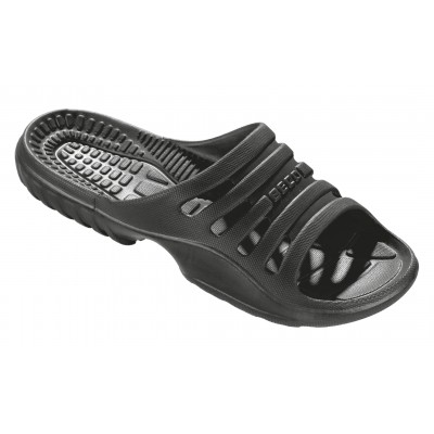 BECO SLIPPER women's water shoes from E.V.A. material black