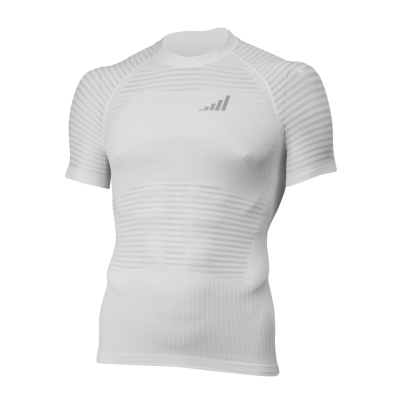 TECSO BREEZE ultra light thermo T-shirt with short sleeves SU1002 white