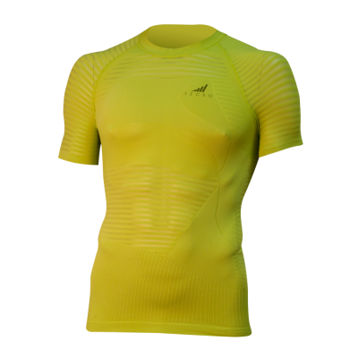 TECSO BREEZE ultra light thermo T-shirt with short sleeves SU1002 green