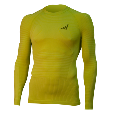 TECSO BREEZE ultra light thermo T-shirt with long sleeves SU1003 green
